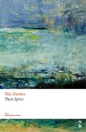 Then spree - by Nia Davies - cover
