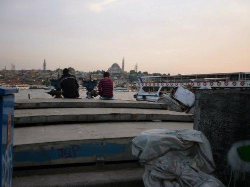 Rubbish collectors, Karaköy