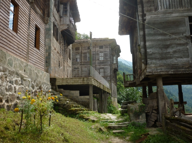 Ortan's houses