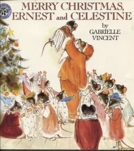 Merry Christmas, Ernest and Celestine by Gabriel Vincent